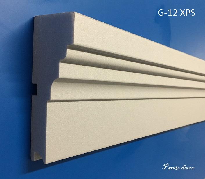 20 74 meter au enstuck fassade haus au en unter fensterbank 122 cm gesims xps. Black Bedroom Furniture Sets. Home Design Ideas
