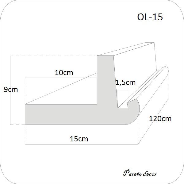 Led Profile Indirekte Beleuchtung | 6 Meter Ol 15 Led Profil Fur Indirekte Beleuchtung Licht Zierleiste
